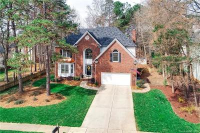 Huntersville Single Family Home For Sale: 15129 Macbeth Court