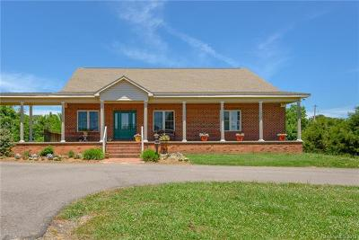 Mocksville Single Family Home For Sale: 604 John Crotts Road #001
