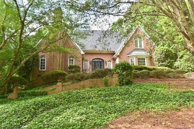 Charlotte Single Family Home For Sale: 4214 Old Course Drive
