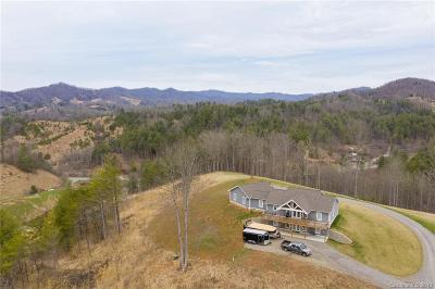 Mars Hill Single Family Home For Sale: 5447 Nc Hwy 213 Highway