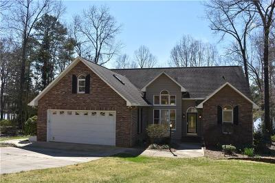 Buncombe County, Cabarrus County, Caldwell County, Cleveland County, Davidson County, Gaston County, Iredell County, Lancaster County, Lincoln County, Mecklenburg County, Rowan County, Stanly County, Union County, York County Single Family Home For Sale: 17903 Margie Lane