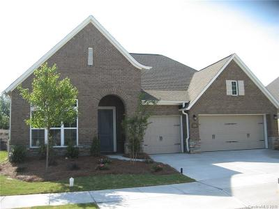 Matthews Single Family Home For Sale: 2516 Livery Stable Drive #3