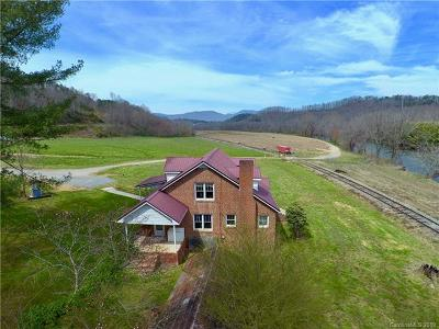 Single Family Home For Sale: 3404 Thomas Valley Road