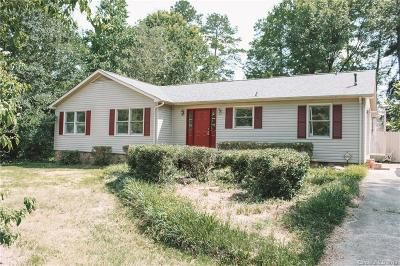 Gastonia Single Family Home For Sale: 1633 Rivermont Drive