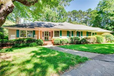 Eastover Single Family Home For Sale: 1626 S Wendover Road