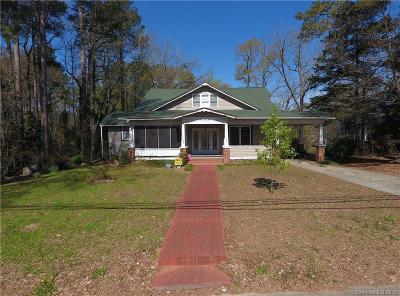 Anson County Single Family Home Under Contract-Show: 502 Camden Road
