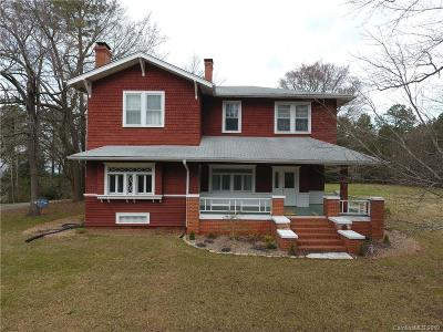 Anson County Single Family Home For Sale: 708 West Avenue