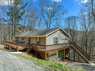 Mars Hill Single Family Home For Sale: 334 Foxden Road