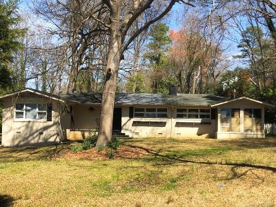 Charlotte Single Family Home For Sale: 5139 Providence Road