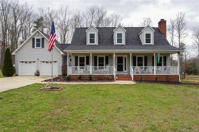 Cherryville Single Family Home Under Contract-Show: 113 Stonewood Estates Drive