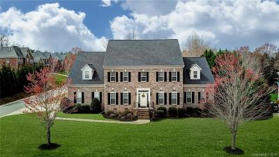 Waxhaw Single Family Home For Sale: 1310 Waynewood Drive