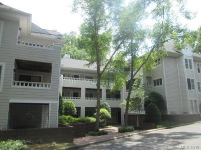 Charlotte Condo/Townhouse For Sale: 2715 Selwyn Avenue #45