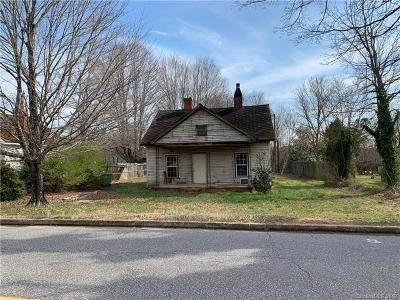 Troutman Single Family Home For Sale: 627 Eastway Drive