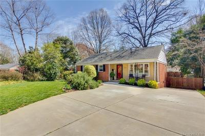 Charlotte NC Single Family Home For Sale: $340,000
