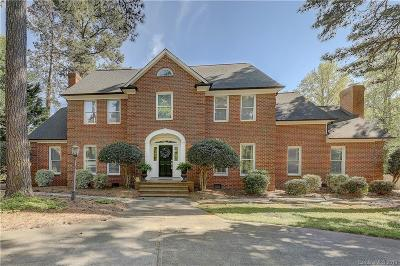 Matthews Single Family Home Under Contract-Show: 317 Amanda Drive