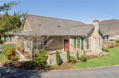 Buncombe County Condo/Townhouse For Sale: 15 Outlook Circle
