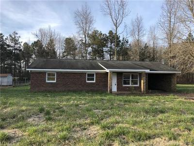 Cleveland County Single Family Home For Sale: 115 S Withrow Drive