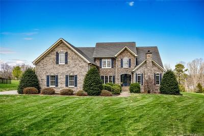 Mooresville Single Family Home For Sale: 161 Walden Drive