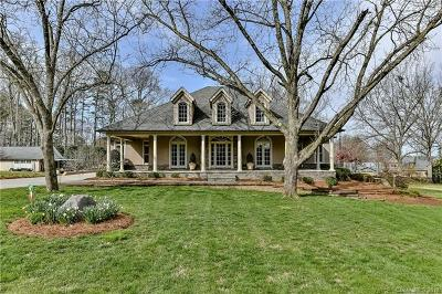 Mooresville Single Family Home For Sale: 312 Lakeshore Drive