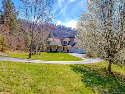 Weaverville Single Family Home For Sale: 105 Farm Valley Court