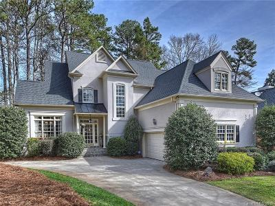 Davidson Single Family Home For Sale: 18832 Greyton Lane
