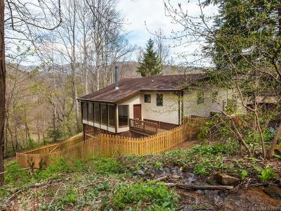 Waynesville Single Family Home Under Contract-Show: 136 Echo Drive