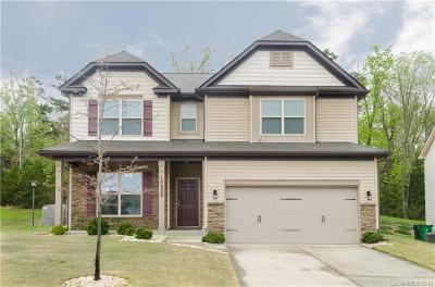 Charlotte Single Family Home Under Contract-Show: 10222 Atkins Ridge Drive
