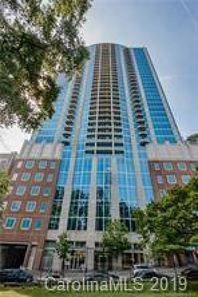 Charlotte Condo/Townhouse For Sale: 210 Church Street #3611