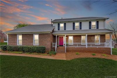 Gastonia Single Family Home For Sale: 1560 Stableview Drive