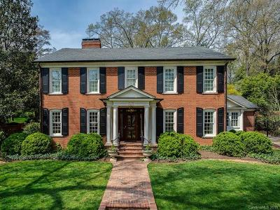 Charlotte Single Family Home For Sale: 638 Museum Drive
