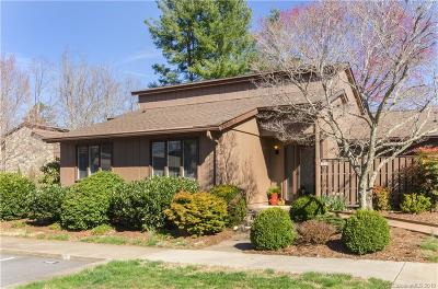 Asheville Condo/Townhouse For Sale: 440 Crowfields Drive