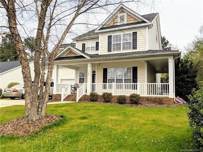Rock Hill Single Family Home For Sale: 542 Cotton Field Road