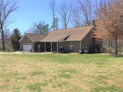 Single Family Home For Sale: 212 Turner Road