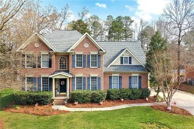 Single Family Home For Sale: 1512 Worthington Crossing