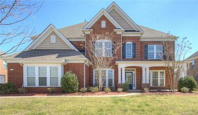 Union County Rental For Rent: 10303 Waxhaw Manor Drive