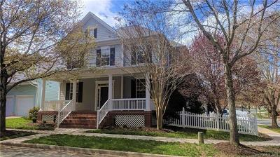 Davidson Single Family Home For Sale: 229 Ohenry Avenue