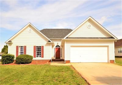 Union County Single Family Home For Sale: 2204 River Chase Drive