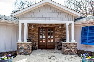 Buncombe County, Cabarrus County, Caldwell County, Cleveland County, Davidson County, Gaston County, Iredell County, Lancaster County, Lincoln County, Mecklenburg County, Rowan County, Stanly County, Union County, York County Single Family Home For Sale: 19533 Bustle Road