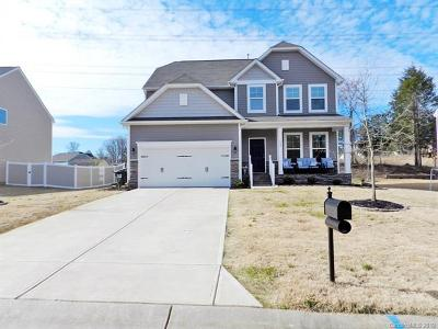 Clover Single Family Home For Sale: 282 Hydrangea Drive