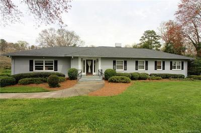 Single Family Home For Sale: 2536 Pinewood Road