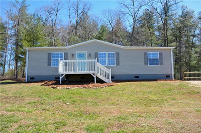 Lenoir NC Single Family Home For Sale: $109,900