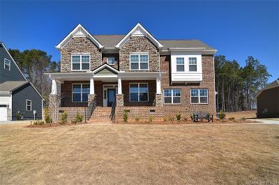 Charlotte Single Family Home For Sale: 14203 Derby Farm Lane