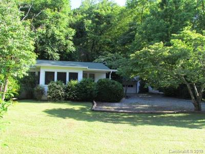 Tryon Single Family Home For Sale: 1866 Nc Highway 176