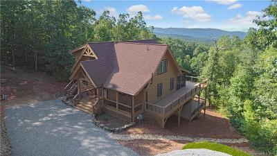 McDowell County Single Family Home For Sale: 1614 Grandview Peaks Drive