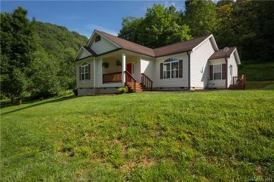Haywood County Single Family Home For Sale: 34 Old Time Lane