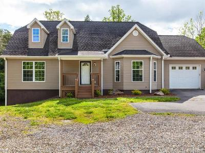 Weaverville Single Family Home For Sale: 6 Garrison Road
