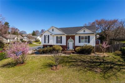 Cabarrus County Single Family Home For Sale: 943 Scottland Drive