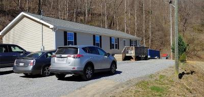 Whittier NC Single Family Home For Sale: $175,000