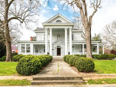 Monroe Single Family Home For Sale: 600 S Church Street