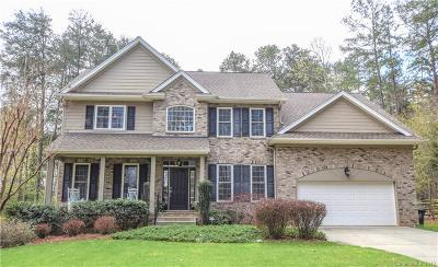 Huntersville Single Family Home Under Contract-Show: 13916 Island Drive
